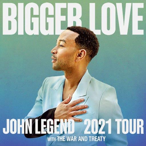 John Legend VIP Experience